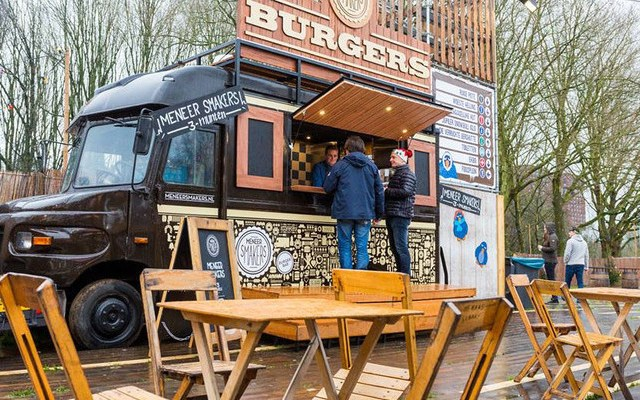 Meneer Smakers Foodtruck