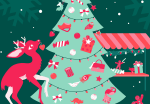 grootste kerstmarkt van het oosten, arnhem