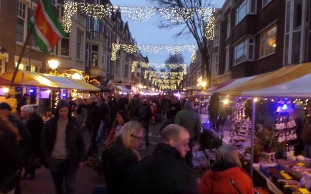 Kerstmarkt Reinkenstraat (Den Haag)