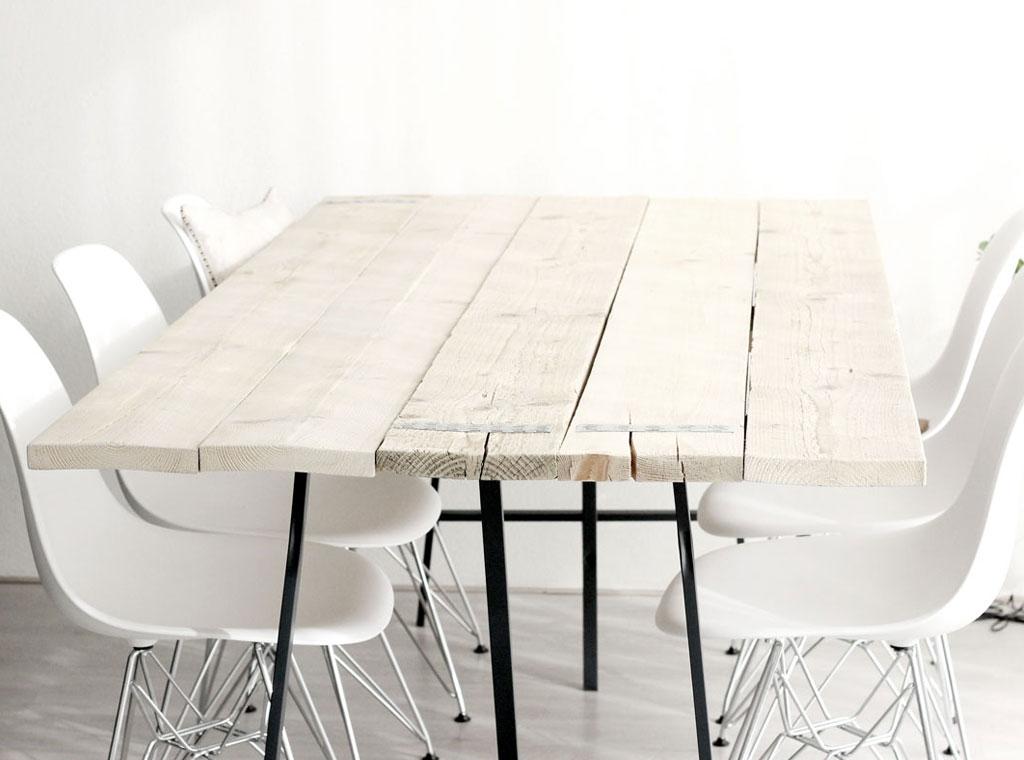 Zelf Tafel Maken : Zo doe je dat zelf tafel maken het is eenvoudig