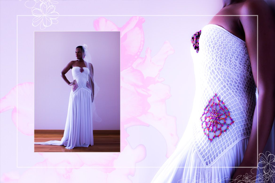 Bridal Crochet collection