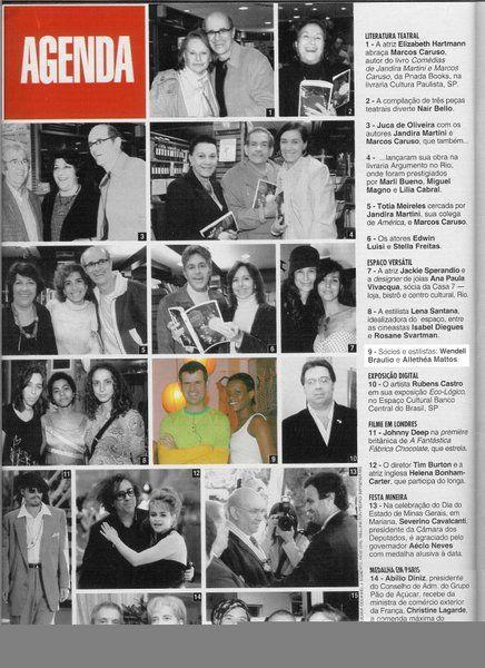 """Revista """"Caras"""""""