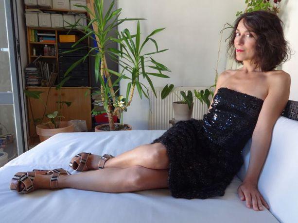 Allethea Mattos-Little Black Dress