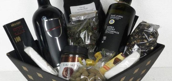 gavekurv vin