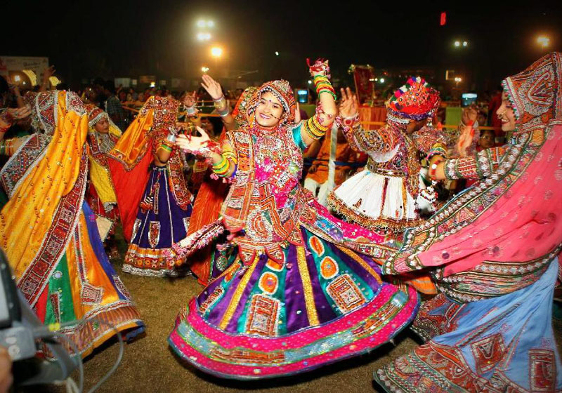 Navaratri And Its Various Forms In India