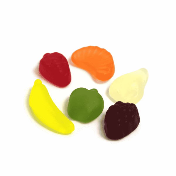 Funky Fruits Sweets