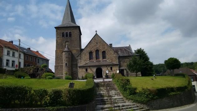 Kerkje van Villers- la- Ville.
