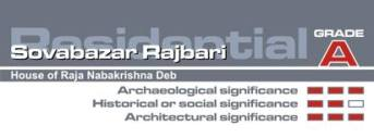 Documentation, listing, and grading of Kolkata's heritage buildings for INTACH