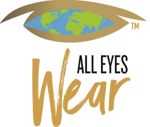 All Eyes Wear Logo with White Background
