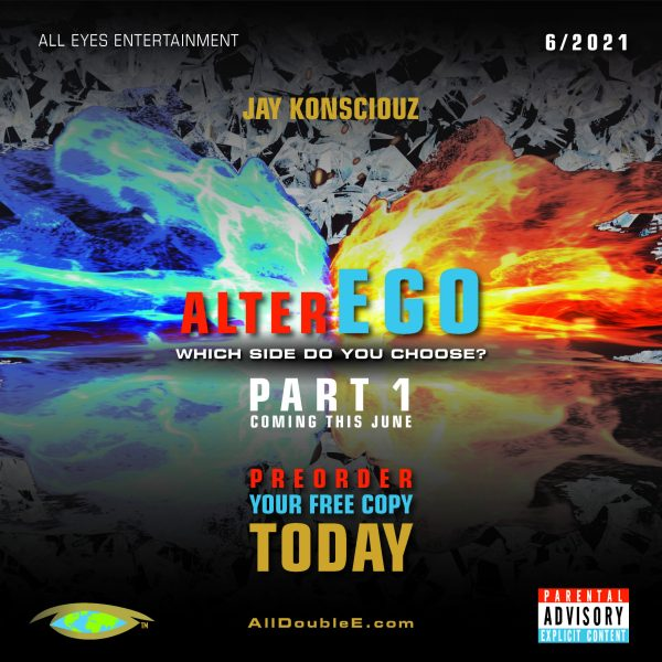 Alter Ego Part 1 Preview Cover
