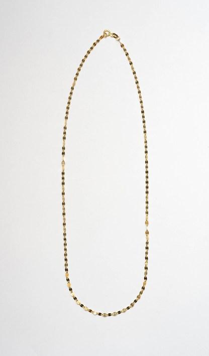 14K Turkish Gold Necklace, quality 14K necklace