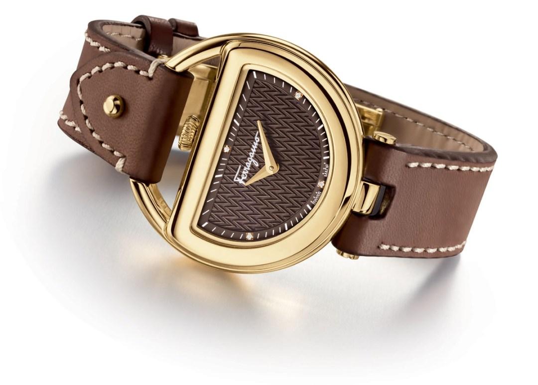 Ferragamo Buckle Watch Collection - FG5060014