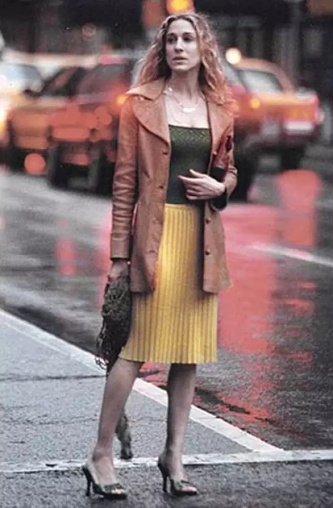 best carrie bradshaw looks according to alley girl 11