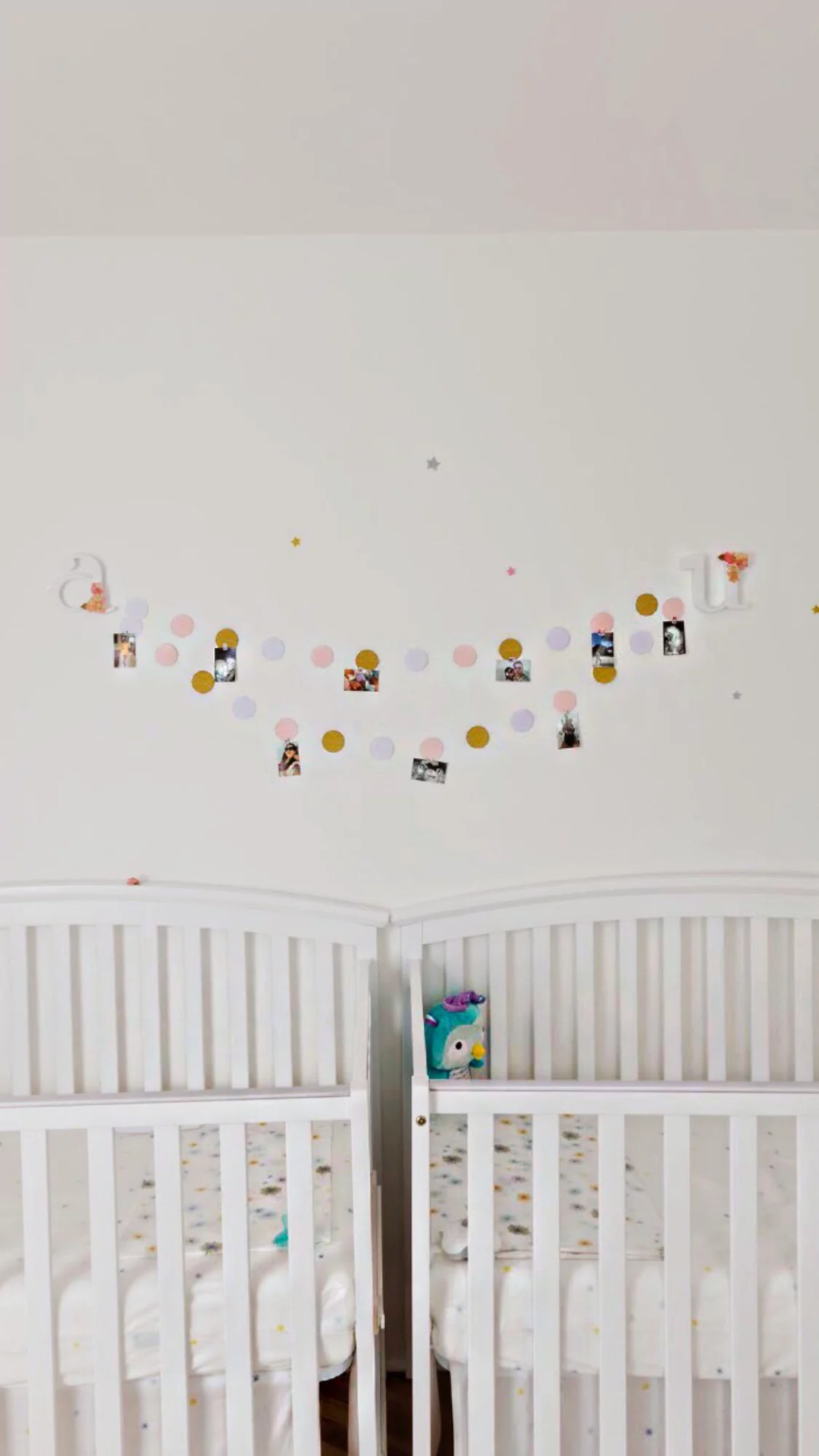 Twin Nursery Project