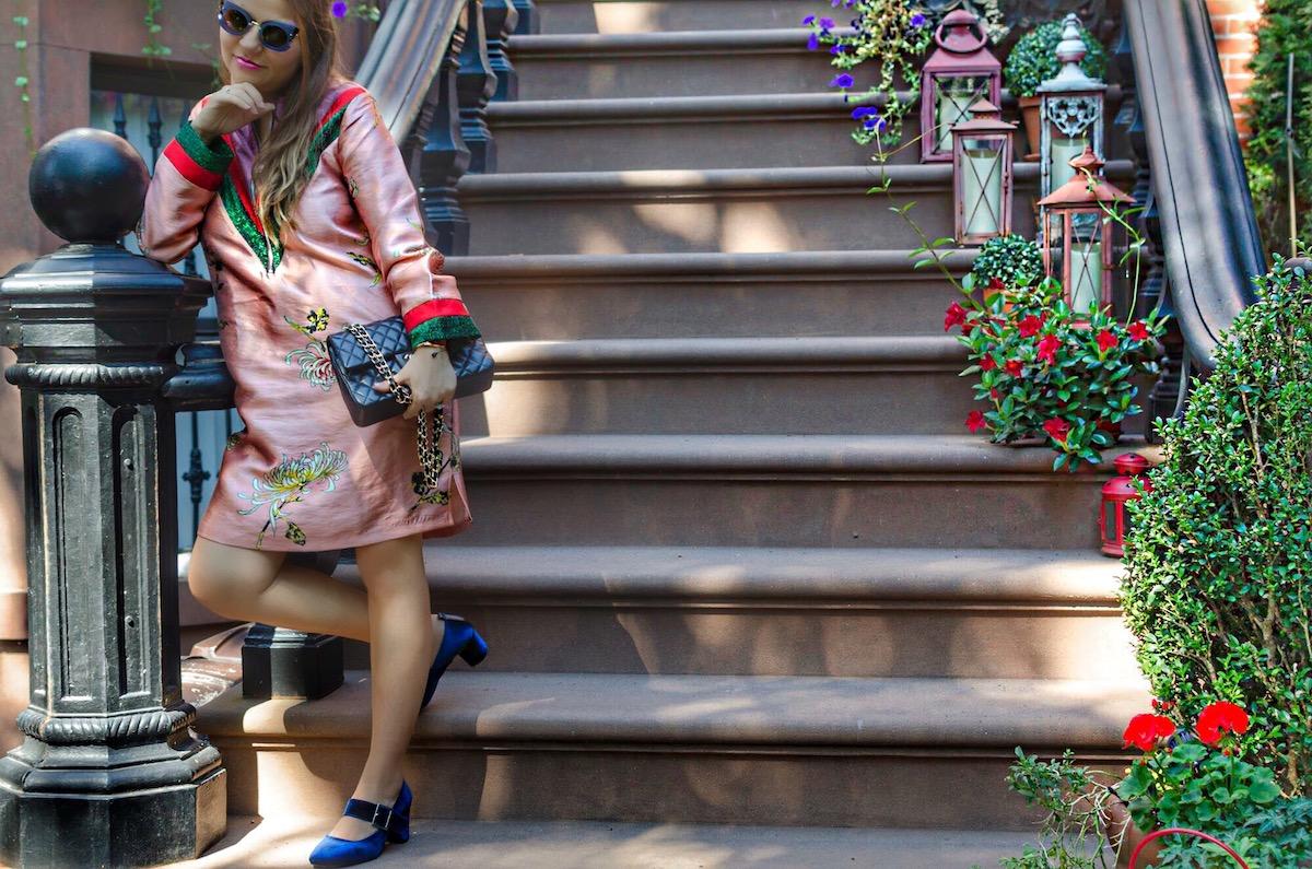 The Whimsical Midi Dress for Fall