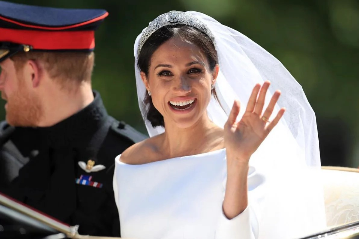 Comment on Meghan Markle Wedding Dress and Photos