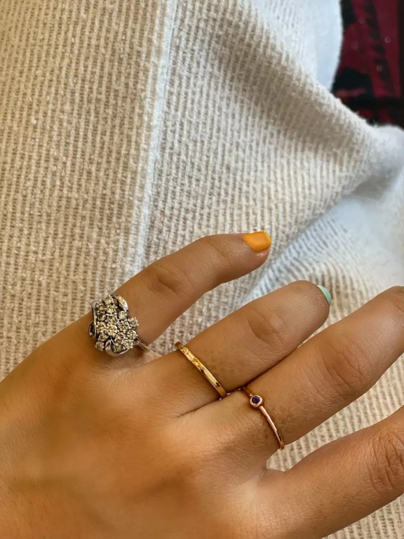 The Gradient Manicure is The Biggest Trend of 2019