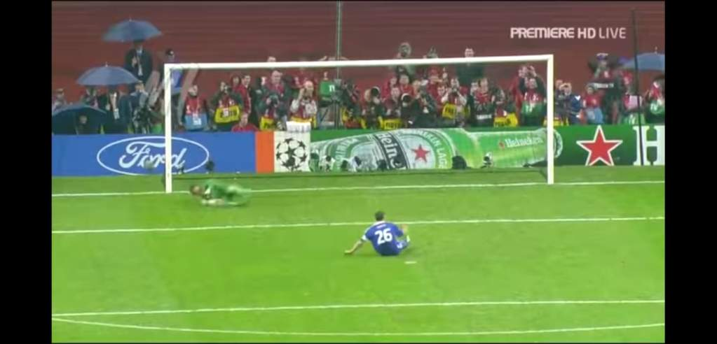 As it happened: Man United v/s Chelsea; UCL 2008 FINAL 4
