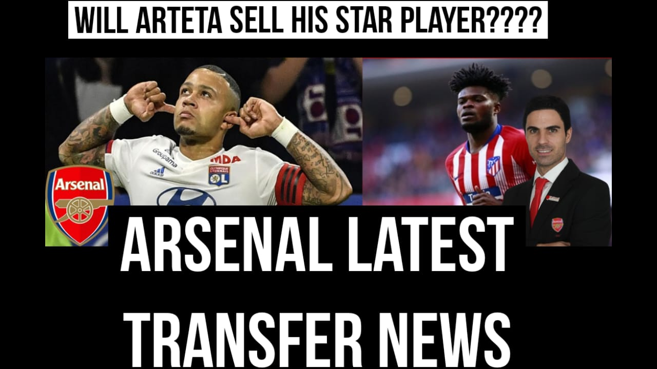 Arsenal Transfer News: Partey & Depay on the move? 1