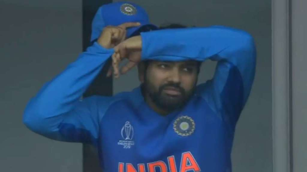 Rohit Sharma removes 'Indian Cricketer' tag from his Instagram Bio