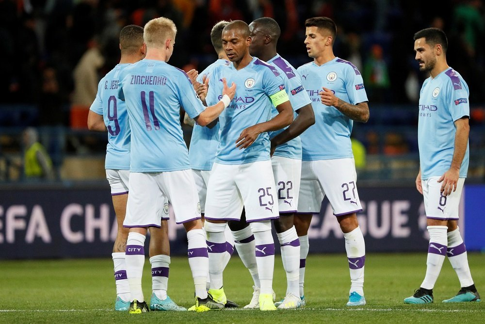 Manchester City predicted lineup vs Fulham, Credits: Getty Images