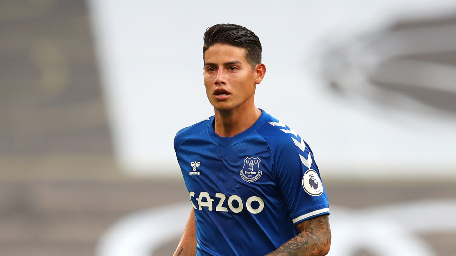 Everton predicted lineup vs Brighton. Where is James Rodriguez two gameweeks into the season?