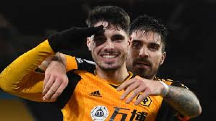 Neto scored the stoppage time winner against Chelsea for Wolves | Image: Getty Images, Wolves predicted lineup vs Everton
