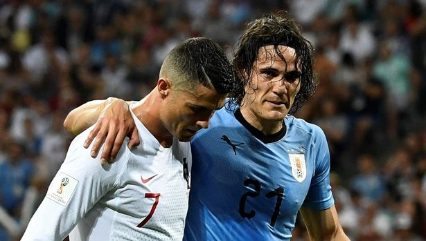 Cristiano Ronaldo has a new Man United jersey number but why does Cavani wear 21?