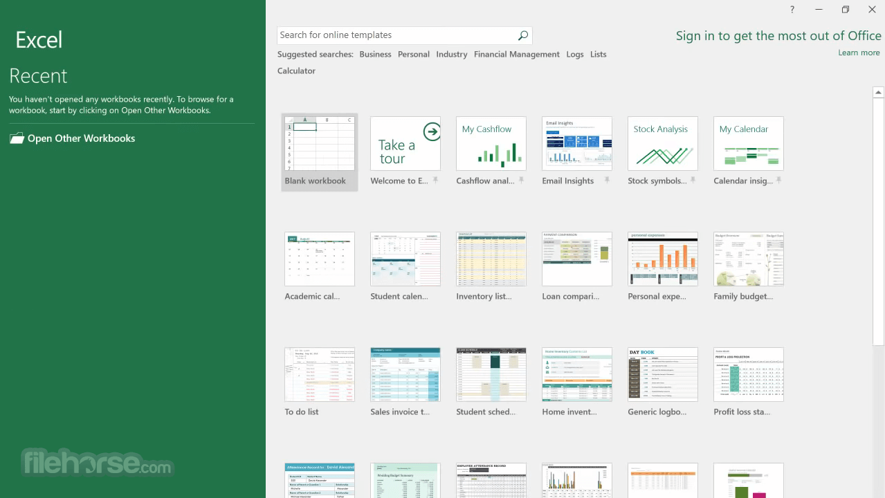 Download Free Excel Templates For Mac - alleyyellow