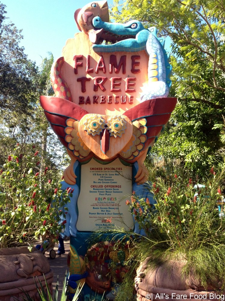 Review: Disney's Flame Tree Barbecue (1/6)