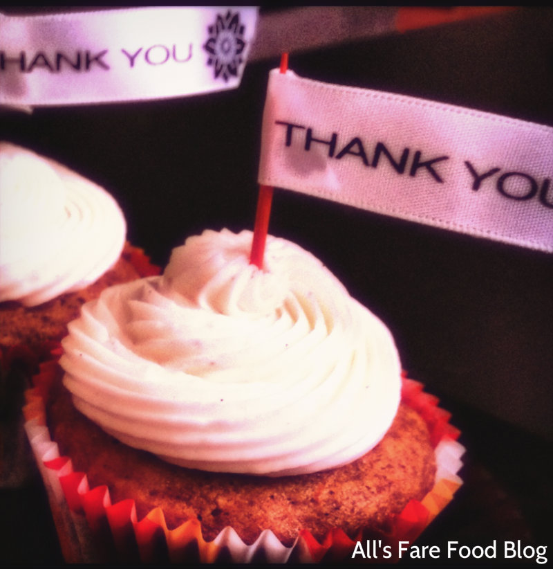 Thank You Carrot Cupcakes (3/5)