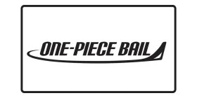 One-Piece Bail Arm Shimano Technology