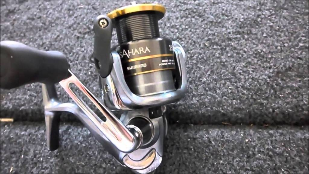 Shimano Sahara Fishing Reel