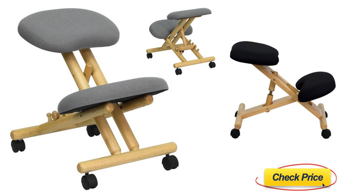 best office chairs for lower back pain grey kitchen healthy alternatives to traditional kneeling chair