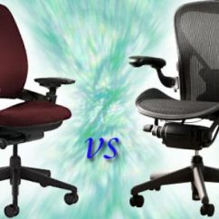 Leap Chair V2 Vs V1 How To Make Cushions For Kitchen Chairs Steelcase Aeron What S The Difference And Comparison