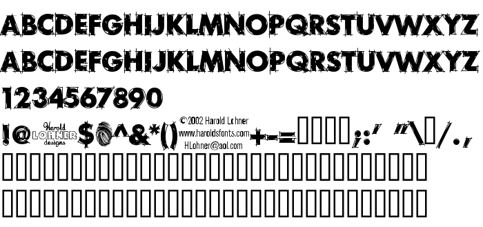 Rough Draft Free Font Download On Allfont Net