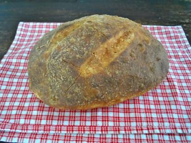 12 Grain Peasant Loaf