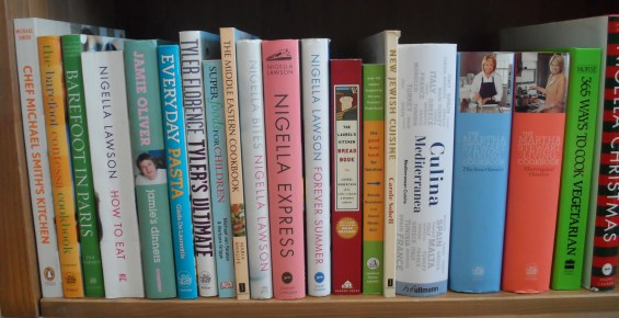 some cook books