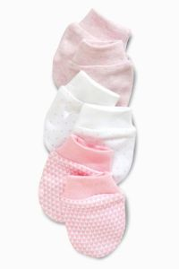 newborn mitts