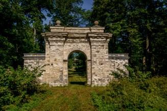 Muuga mõisa väravaehitis