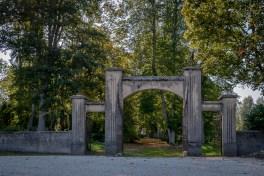 Torma kalmistu väravaehitis