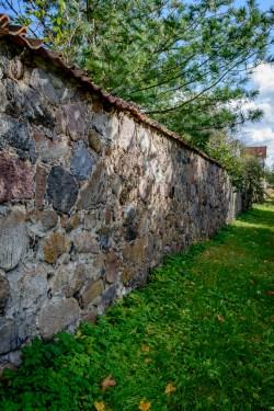 Väimela mõisa piirdemüür