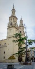 Logroño Santa Maria Redonda katedraal
