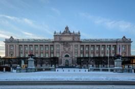 Riigipäevahoone Stockholmis