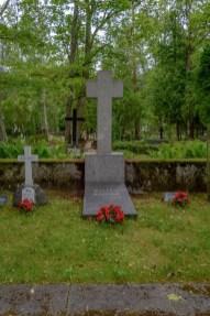 Villem Reimani haud Kolga-Jaanis
