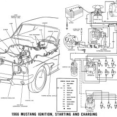 1972 Chevelle Ac Wiring Diagram Golf Cart Zamboni 1966 Mustang Ignition Switch - What Pins Are What? Ford Forum