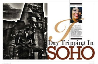 My Day Trippin In Soho photography essay was featured in this years Crisis Magazine. Visit Daytrippininsoho.com for the full article.