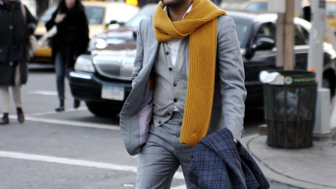 The 5 Best Scarf Trends For Winter 2021