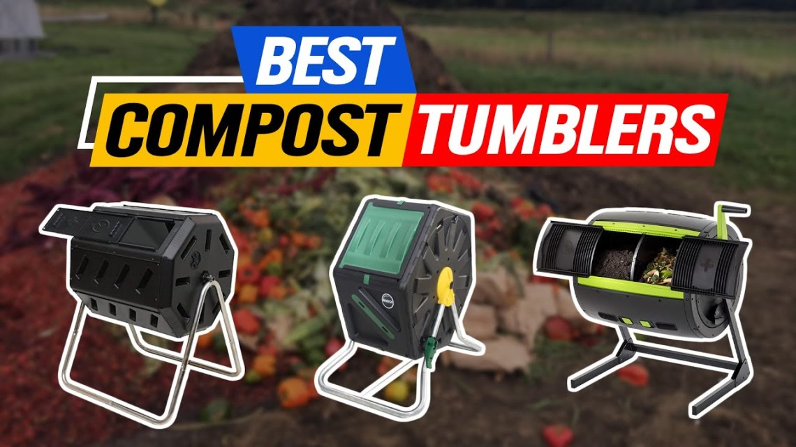 Top 5 Best Compost Tumblers of 2021