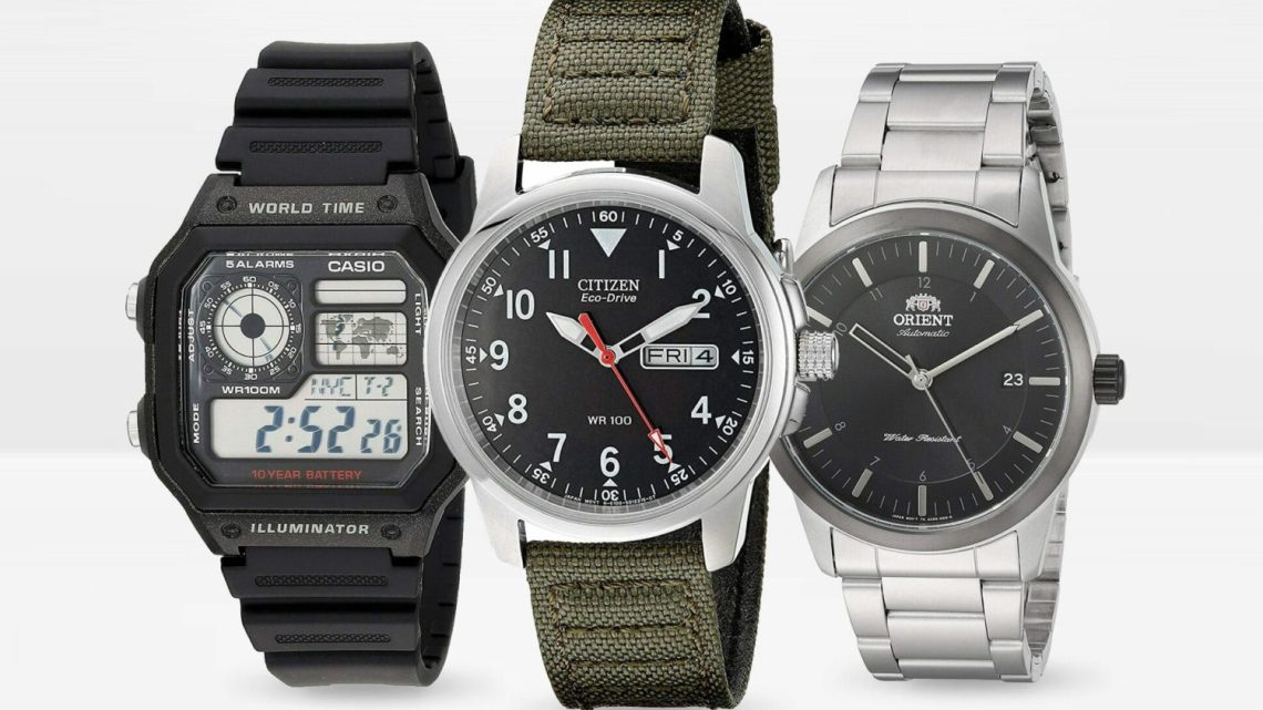 10 Best Men's Watches Under $50